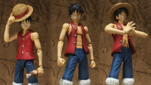 One Piece – S.H.Figuarts Monkey D.Luffy