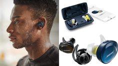 Bose เปิดตัว SoundSport Free หูฟังไร้สายตัวแรกที่มาพร้อมระบบชาร์จแบบรวดเร็ว!