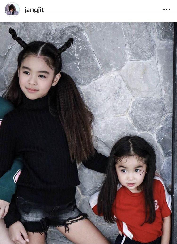 น้องแตงดม-น้องแตงไทย