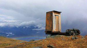ห้องน้ำริมหน้าผา ปลดทุกข์สุดเอ็กซ์ตรีม! บนเทือกเขาอัลไต