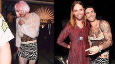 จะเกิดอะไรขึ้น เมื่อ อดัม เลอวีน หยิบเสื้อผ้าภรรยา มาแปลงโฉมเป็นสาวสุดเซ็กซี่!!