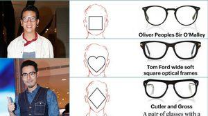 เปลี่ยนลุคเป็นหนุ่มเนิร์ดสุดชิค ด้วยเทคนิคการเลือกแว่นตาให้รับกับใบหน้า