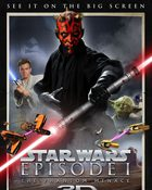Star Wars : Episode I The Phantom Menace 3D สตาร์ วอร์ส เอพพิโซด 1 ภัยซ่อนเร้น 3D