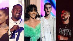 ประกาศผล 2016 MTV Video Music Awards 28 ส.ค.นี้!