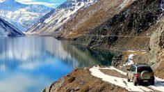 เที่ยวแอนดีส ท่องเทือกเขายาวที่สุดในโลก