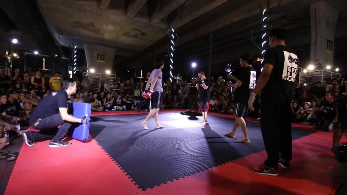 Fight Club Thailand ประชาชน เจต x เม้ง คู่ที่ 93