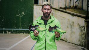adidas เปิดตัวรองเท้าฟุตบอล Messi 10/10 และ Messi16 Space Dust พุ่งทะยานดุจ ลิโอเนล เมสซี่