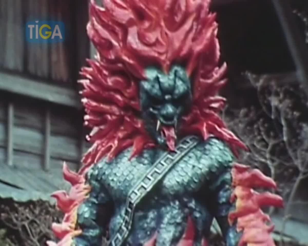 Masked Rider X ตอนที่ 10-3