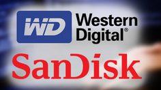 WD ประกาศซื้อกิจการ SanDisk แล้ว