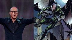 ไมเคิล คีตัน รับบทเป็น Vulture ตัวร้ายใน Spider-Man: Homecoming