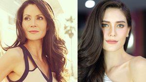 ผ่านมา 25 ปี จีน่า-มารีญา ทำแฟนนางงามฮือฮา สวยเหมือนกันจนนึกว่าฝาแฝด