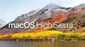 มาแล้ว High Sierra กับการพัฒนาใหม่ที่ปลอดภัยกว่าเดิม