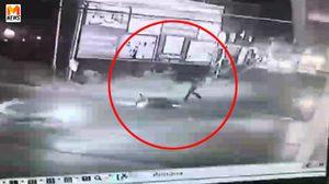 วัยรุ่นหนุ่มหนีตาย หลังถูกแก๊งโจ๋ไล่ยิง เหตุเพราะแต่งตัวแนววินเทจคล้ายเด็กช่าง!!