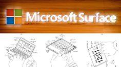 Microsoft จดสิทธิบัตร เตรียมทำโน้ตบุ๊คจอพับได้ ขนาดเล็ก พกพาสะดวก