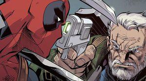 จอช โบรลิน แบกปืน เหน็บตุ๊กตาหมีไว้ที่เอว ในลุคแรกของตัวละคร Cable ใน Deadpool 2