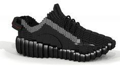 Adidas YEEZY Boost 350 กับคอลเลคชั่น Lego น่ารักๆ