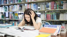4 อาการความเครียดสะสม ในวัยเรียน