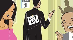 1 เมษา April Fool's Day วันแห่งการโกหก