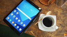 รีวิว Samsung Galaxy Tab S3 มาพร้อมปากกา S Pen เขียนง่ายสบายทุกงาน