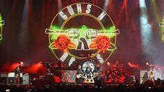 การกลับมารวมตัวกันของวงร็อคในตำนาน Guns N' Roses ที่เมืองไทย!