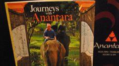 อนันตรา เปิดตัวหนังสือใหม่ Journeys with Anantara