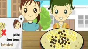 เกมส์ทำอาหาร ขนมเครปญี่ปุ่นแสนอร่อย happy Crepes