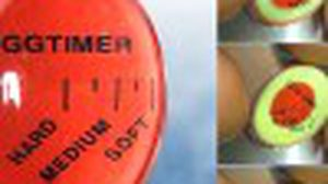 Egg Timer มหัศจรรย์กับเครื่องมือจับเวลาสำหรับไข่ต้ม