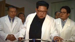 คิม จอง อึน เยี่ยมนักท่องเที่ยวจีน หลังอุบัติเหตุตาย 36