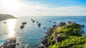 วันครบรอบ 34 ปีการประกาศหมู่เกาะสิมิลันเป็นอุทยานแห่งชาติ