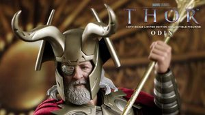 Hot toys Odin 1/6 Limited Edition Collectible Figurine