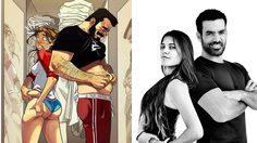 ทำร้ายคนโสด!! Yehuda Devir นักวาดการ์ตูนที่ตีแผ่ชีวิตคู่ได้น่ารักและจริงสุดๆ