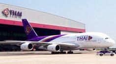 ระทึก! เที่ยวบิน TG111 ของการบินไทยขัดข้อง เร่งลงจอดฉุกเฉิน