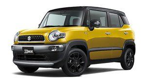 ส่อง Suzuki XBee เครื่องยนต์ 1.0 ลิตร เทอร์โบ ที่เพิ่งเปิดตัวในประเทศญี่ปุ่น