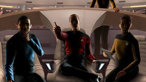Star Trek Bridge Crew ประสบการณ์จริงของ The Next Generation!