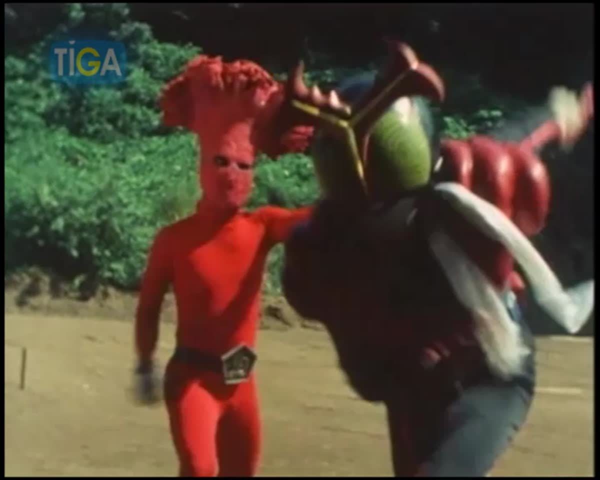 Masked Rider Stronger ตอนที่ 29-2