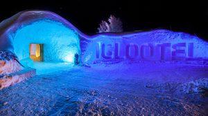 หนาวในหนาว 1 ปีมีครั้งเดียว ใช้ชีวิตแบบเอสกิโม ที่ โรงแรมน้ำแข็ง Iglootel