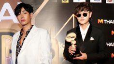เวทีแตก! สุดยอดนักร้องฮอตแห่งยุค เป๊ก, BNK48, เดอะ ทอยส์ นำทีมรับรางวัล MThai Top Talk-About 2018