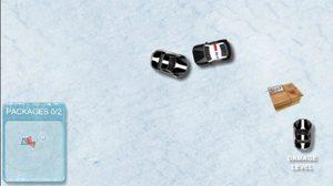 เกมส์รถแข่ง Ice Rush