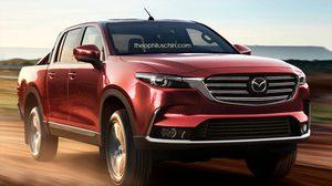 Mazda จะเปิดตัว Mazda BT-50 ในออสเตรเลียภายในปี 2020