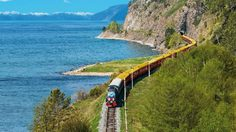 ครบรอบ 100 ปี ทางรถไฟสายทรานส์ -ไซบีเรีย สร้างเสร็จสมบูรณ์