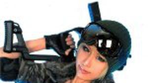เกมส์ Point Blank เกาหลี ส่งคอสเพลย์สาวนักรบ เท่-สวย-ดุ