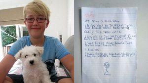 เด็กสมาธิสั้นเขียนจดหมายระบายความในใจ อยากมีเพื่อนเหมือนคนอื่นๆ