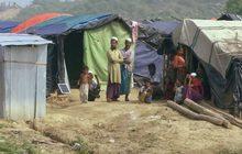 """""""โรฮีนจา"""" ตกค้างอยู่พรมแดนเมียนมา-บังกลาเทศ กว่า 6,000 คน"""