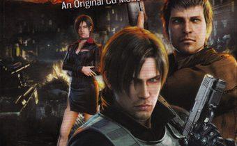 Resident Evil : Damnation ผีชีวะ สงครามดับพันธุ์ไวรัส