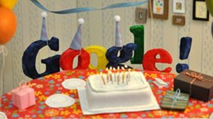 Google's 13th Birthday