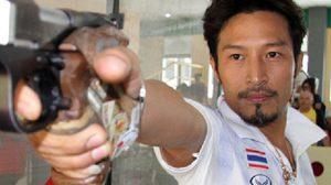 ประวัติ เอ็กซ์ จักรกฤษณ์ อดีตนักยิงปืนทีมชาติไทย