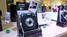 ฟูจิฟิล์ม เปิดตัวกล้องไฮบริดตัวแรก Instax Square SQ10 ตั้งเป้ายอดขายภายในสิ้นปีมากกว่า 5,000 ตัว