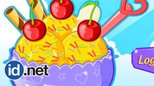 เกมส์ทำขนมไอศครีม Ice Cream