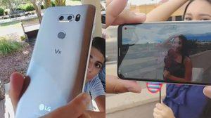 ภาพคามือ!! LG V30 ตัวเป็นๆ พร้อมโปสเตอร์ ยืนยันการเปิดตัว 31 สิงหาคมนี้