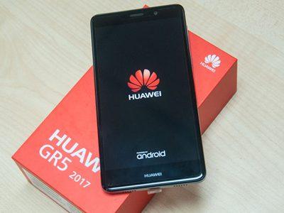 รีวิว Huawei GR5 2017 สมาร์ทโฟนกล้องคู่ราคาหลักพันพลังเกินตัว